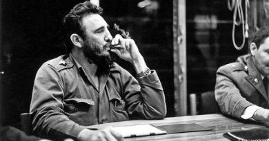 Говор на Фидел Кастро по повод неговиот роденден