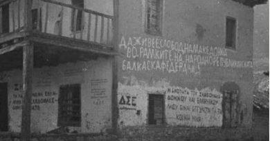 Со изјавата Димитров потврди дека Договорот не е помирувачки