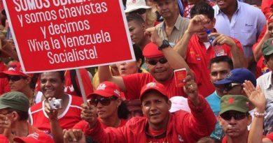 Позицијата на македонската Левица за состојбата во Венецуела
