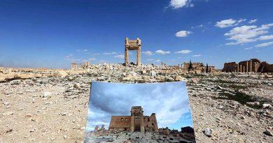 Солидарност и со уништеното културно наследство од страна на западната цивилизација