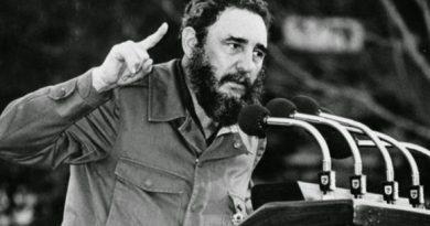 Среќен роденден Фидел Кастро!