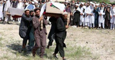 Американски дронови убија 30 земјоделци во Авганистан