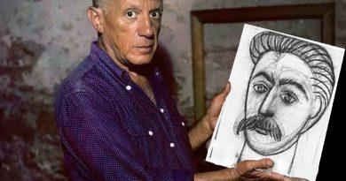 """""""Зошто станав комунист"""" – Пабло Пикасо"""