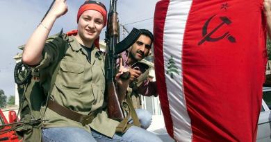 20 години од ослободувањето на Либан од окупацијата на Израел