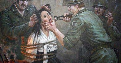 Жртвите на империјалистичкото насилство не смеат да  дозволат да бидат пацифисти