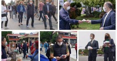 Левица поднесе приговор до ДИК за предвремен почеток на изборната кампања од страна на СДСМ