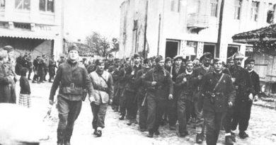 Нашата бригада и братството со албанскиот народ