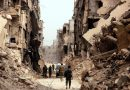 Десет години војна во Сирија