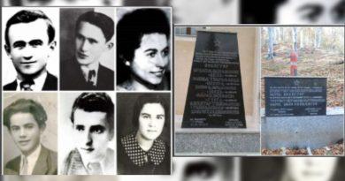 Црвена Младина Битола: На денешен ден Македонија загуби шест народни херои