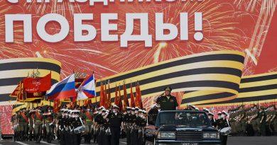 Парада на победата во Скопје